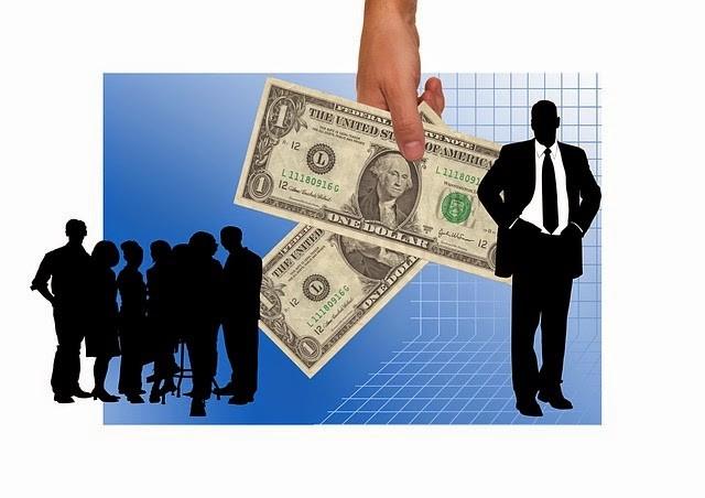 Ilustrasi: Bonus karyawan (pixabay.com)