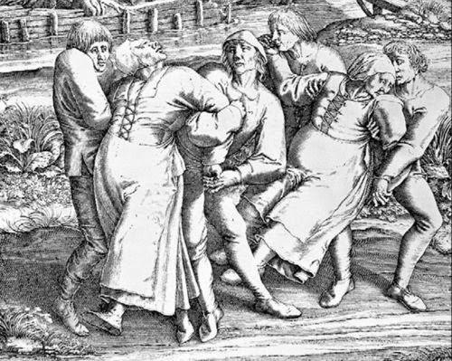 Wabah menari mistrius