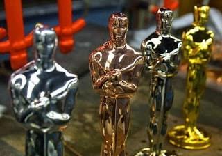 Piala Oscar pertama