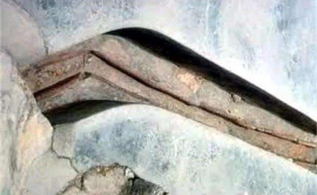 Pipa kuno misterius
