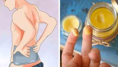 Krim ajaib untuk sembuhkan encok, sakit pinggang dan nyeri otot