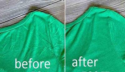 Trik Merapikan Pakaian