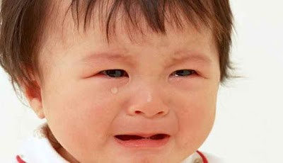 Bayi menangis