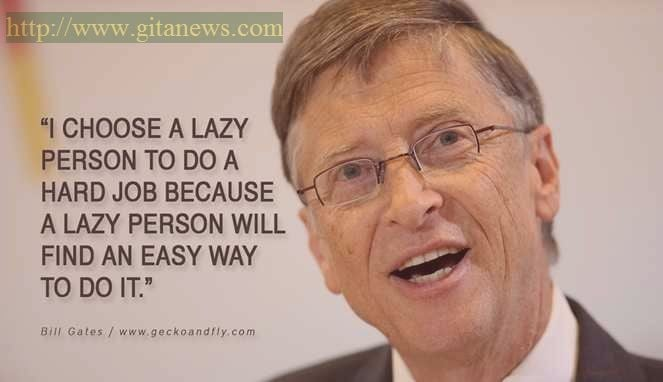 Bill Gates's quotes