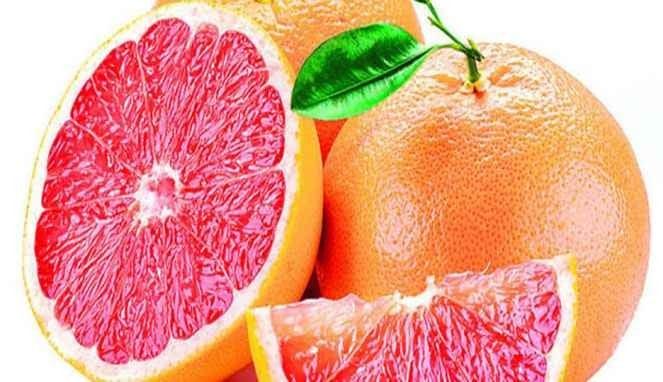 Diet jeruk turunkan berat badan