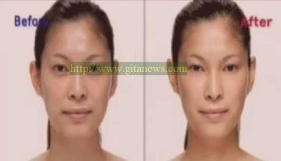 Pijat wajah Tanaka dari Jepang