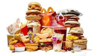 Makanan cepat saji (junk food)