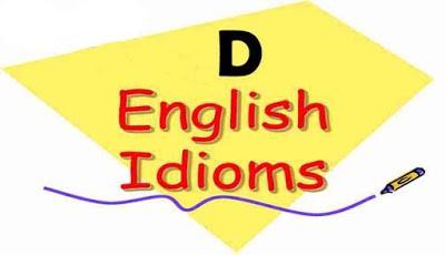 Contoh idiom dan terjemahan lengkap