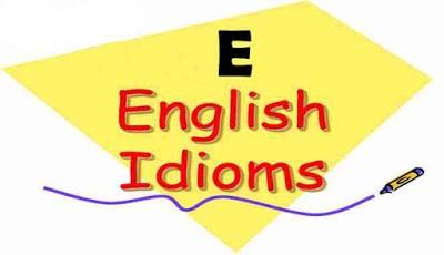 Contoh Idiom Bahasa Ingrris lengkap