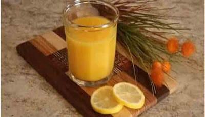 Merampingkan perut dengan minuman alami