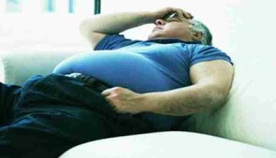 Kegemukan akibat kurang tidur