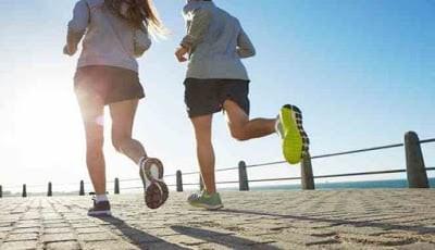 Olahraga Lari Pagi