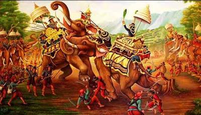 Lukisan peperangan