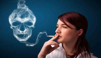 Kebiasaan buruk setelah makan adalah merokok
