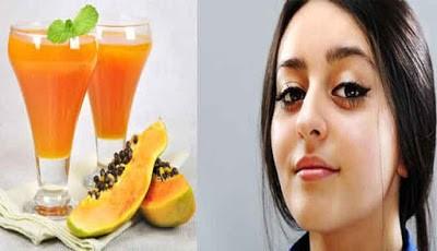 Wajah cerah berseri dengan ramuan alami