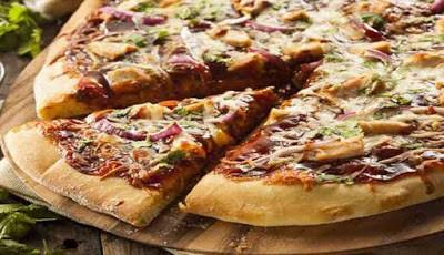 Pizza ayam spesial