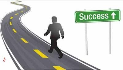 Berjalan menuju kesuksesan