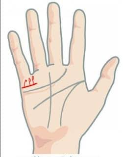 Garis tangan susah besarkan anak