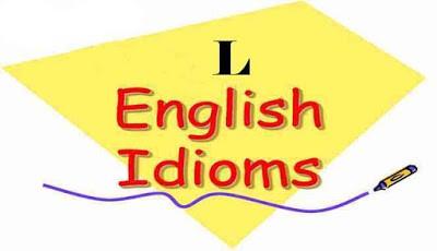 Contoh idiom bahasa Inggris