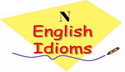 Contoh idiom Inggris