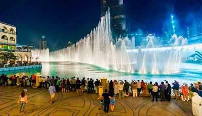 Air Mancur Dubai