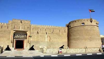 Museum DUbai dan Benteng Alfahidi