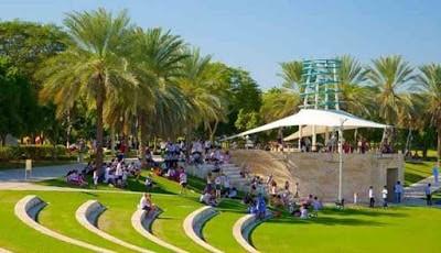 Taman Kota Zabeel Park, Dubai