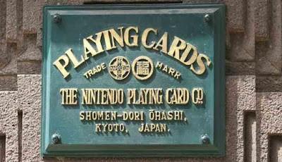 Nintendo dulunya pabrik pembuat kartu remi