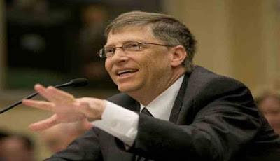 Bill Gates orang terkaya