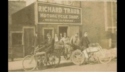 Richard Traub Motorcycle