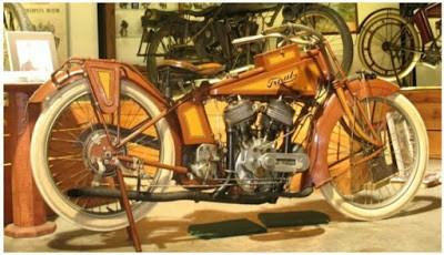 Sepeda motor langka