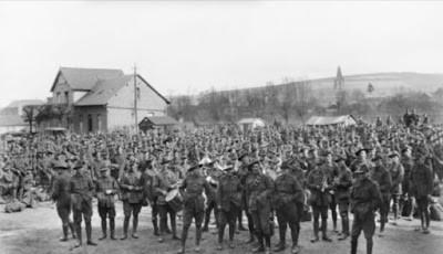 Pasukan Militer Australia Perang Dunia I