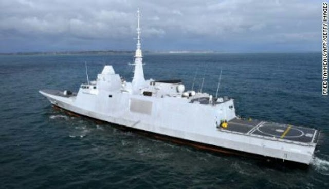 Kapal perang Perancis