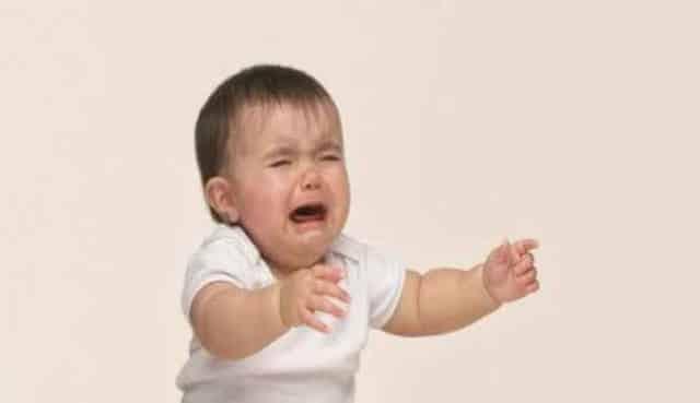 Tenangkan bayi menangis