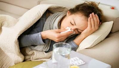 Cara mengobati sakit flu