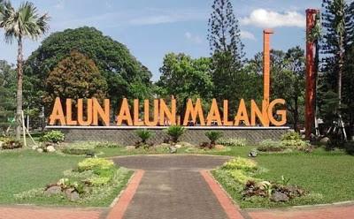 Alun - alun Merdeka Malang
