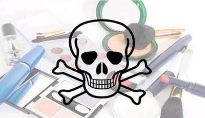 Bahan - bahan berbahaya dalam produk kosmetik