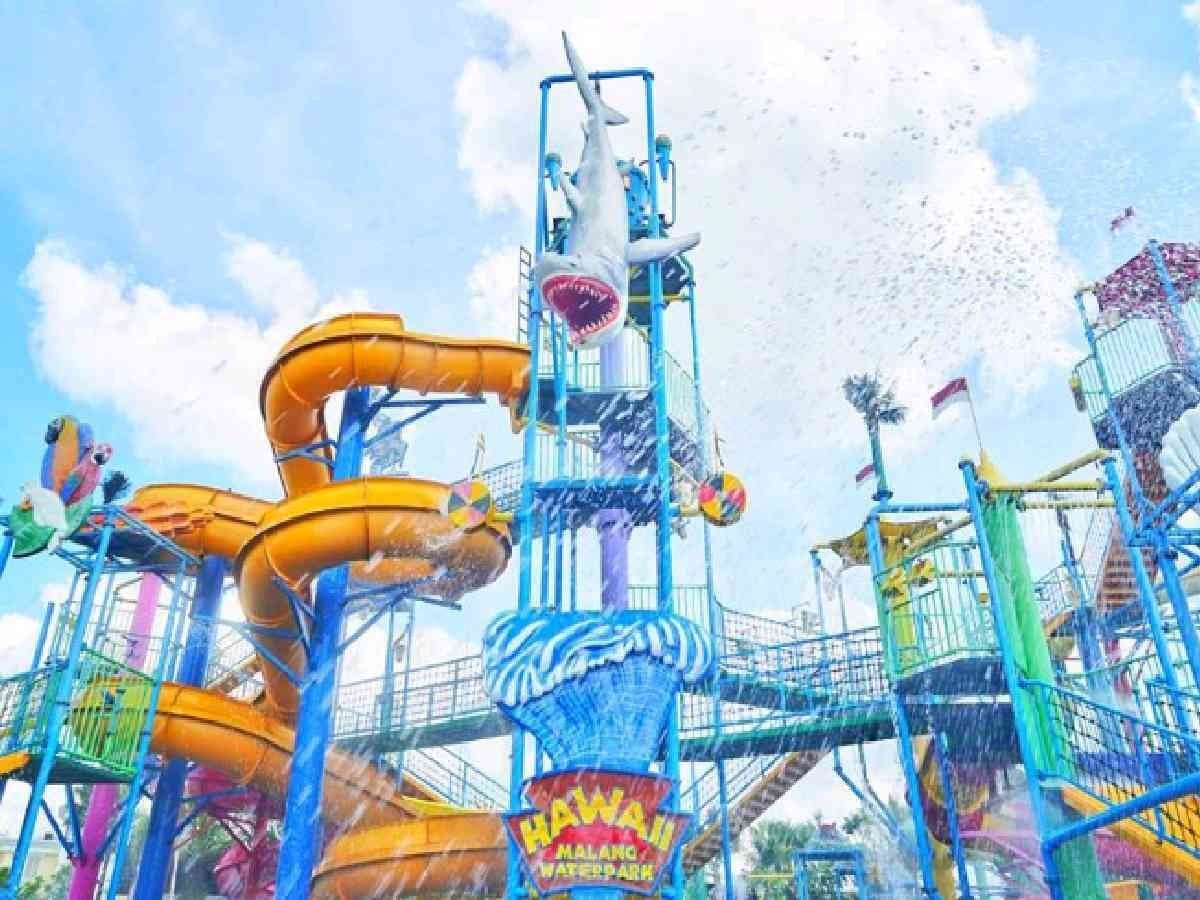 Hawaii Waterpark Malang