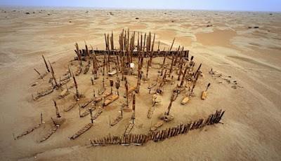Pemakaman kuno Xiaohe berusia 4000 tahun