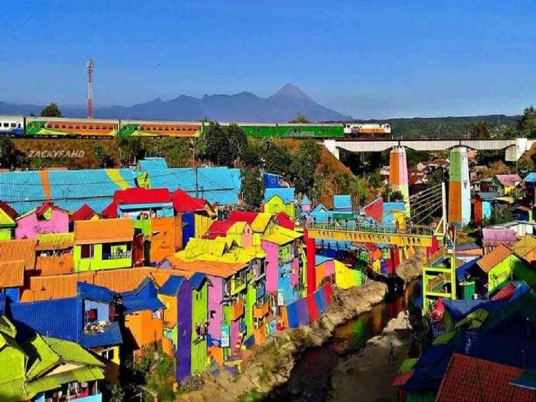 Kampung Warna - warni Jodipan