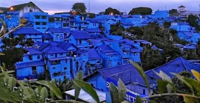 Kampung Biru Arema
