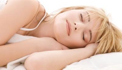 Bakar lemak tubuh saat sedang tidur