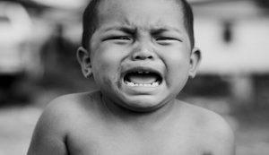 Masa kecil kurang bahagia