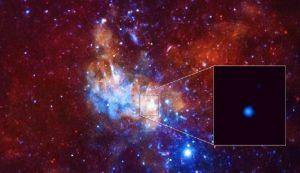 Ini Bentuk Sebenarnya Black Hole
