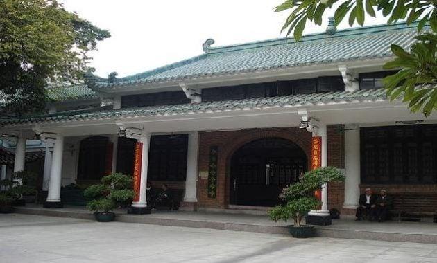 Huaisheng, salah satu Masjid tertua di Tiongkok