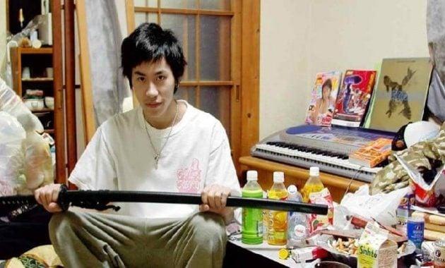 Manusia hikikomori di Jepang