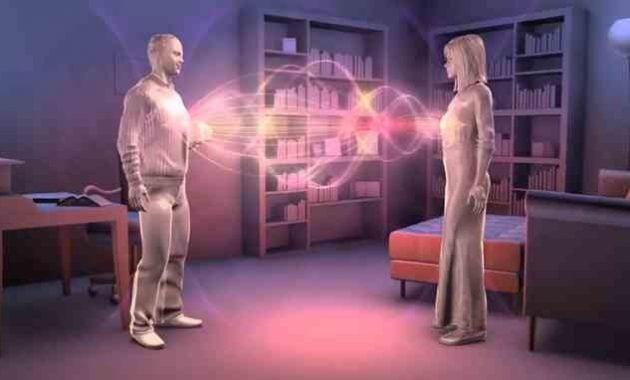 Manusia menyerap energi