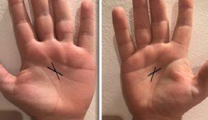 Makna garis telapak tangan