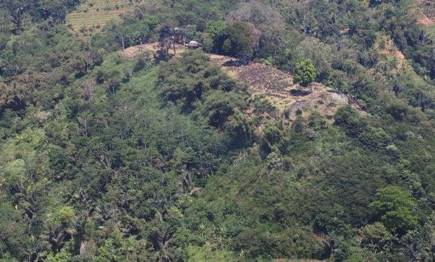 Penemuan Piramida Gunung Padang