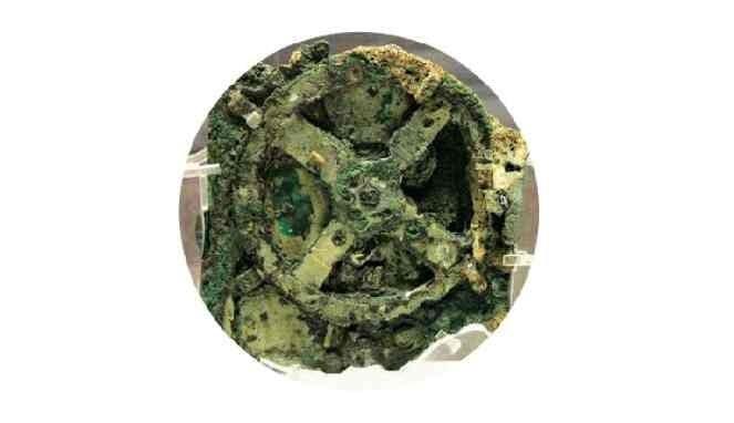 Mesin komputer kuno Antikythera